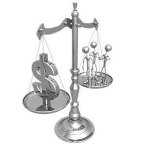 Valor de Mercado x Patrimônio Líquido
