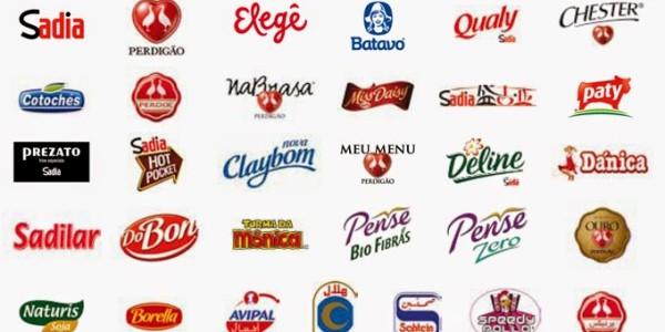BRF – portfólio de mais de 5.000 produtos